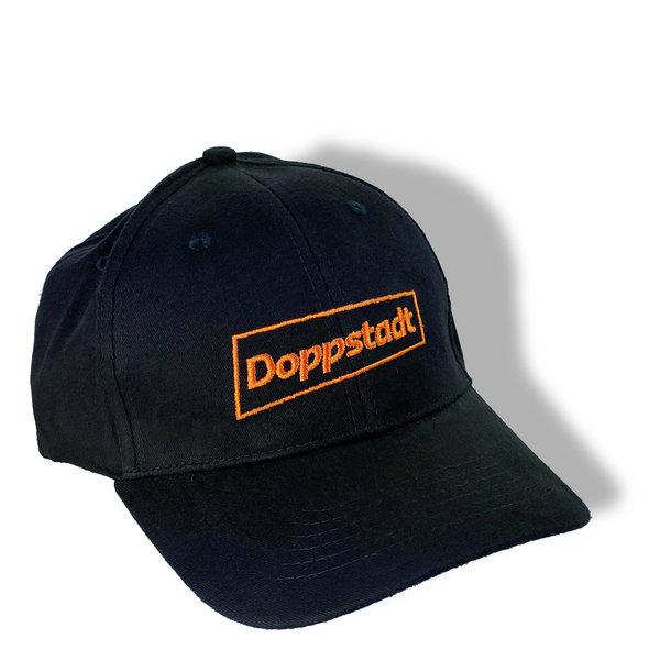 Doppstadt Basecap, schwarz