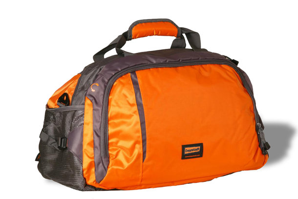 Doppstadt sports bag, orange