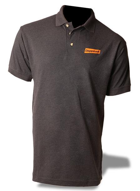 Doppstadt Damen Poloshirt, grau